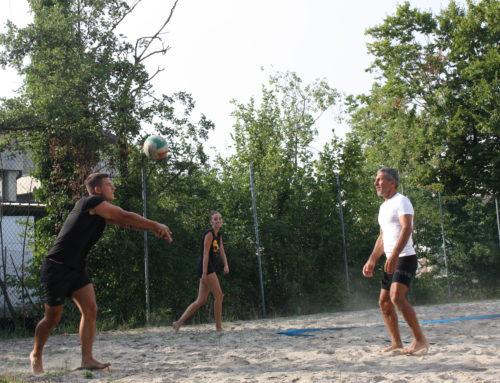 1° Torneo Beach Volley – Luglio 2015