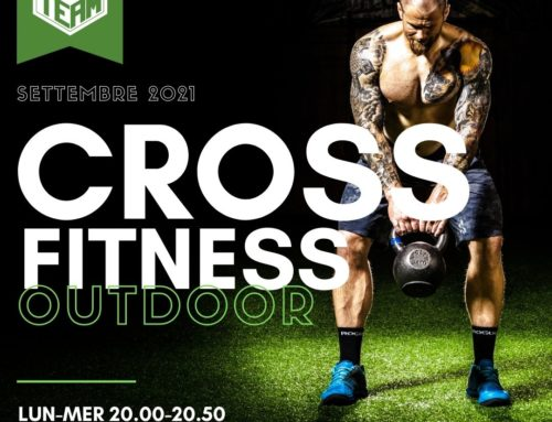 CROSSFITNESS OUTDOOR – SETTEMBRE 2021